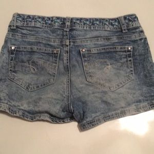 Justice Bottoms - Justice patterned shorts